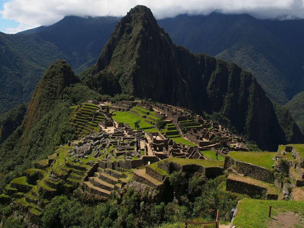 Idiomas oficiales de Peru Machu Picchu