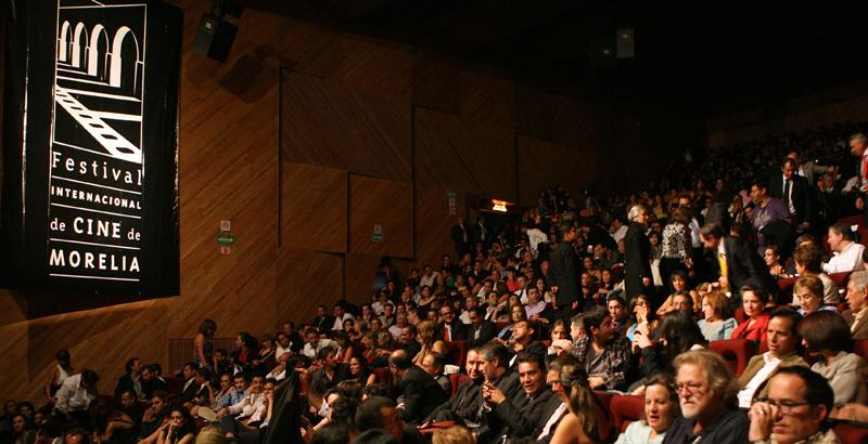 Resultado de imagen para festival internacional de cine de morelia