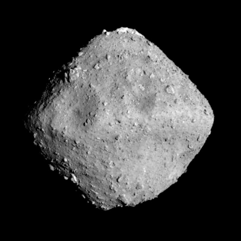 asteroide Ryugu.