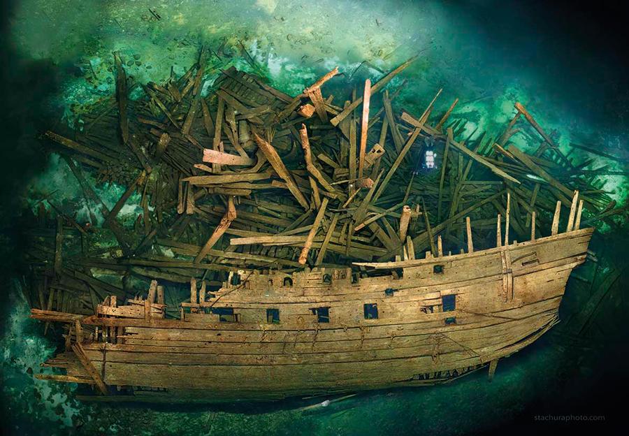 buque más poderoso del siglo XVI