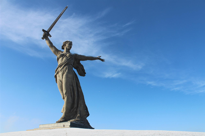 estatua más alta de Europa