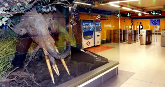 El Metro de Madrid