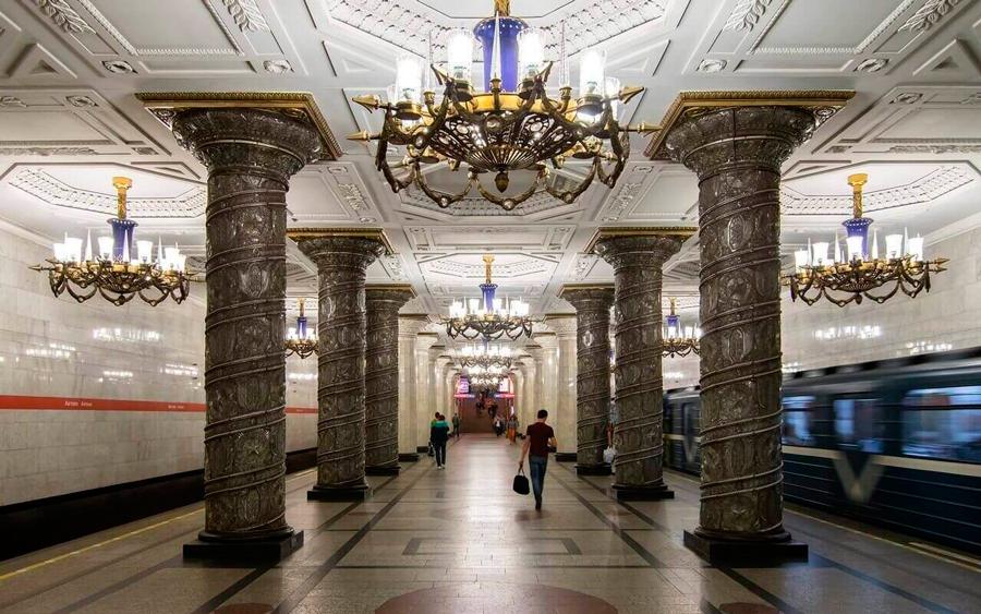 Metro más profundo del mundo