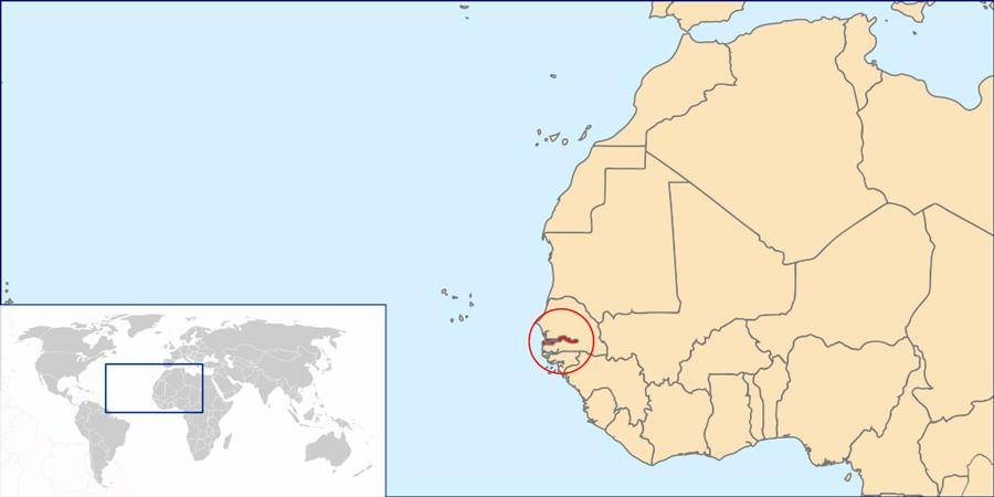 Gambia País