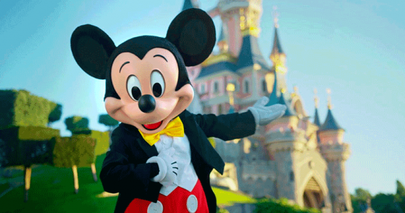 90 años de Mickey Mouse.