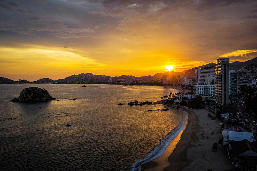 Crucero por acapulco