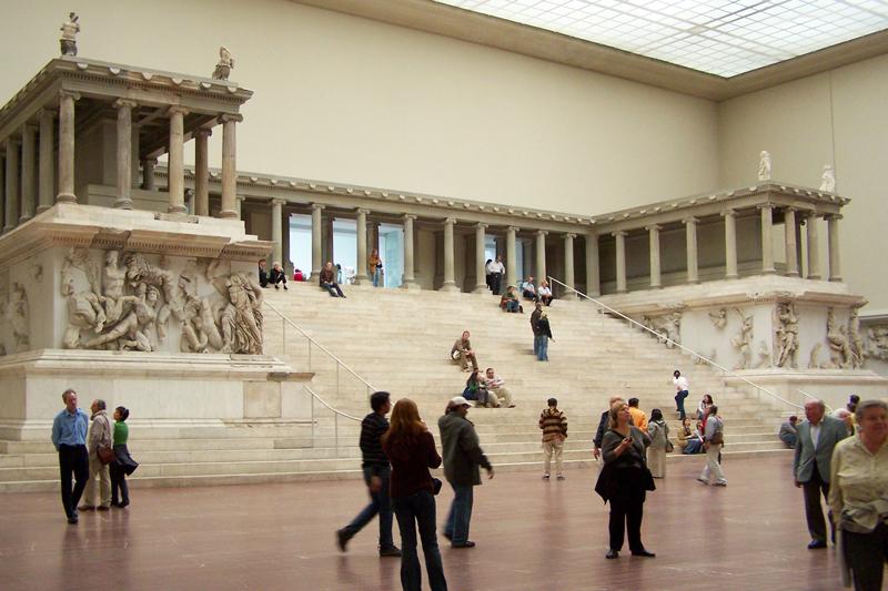 isla llena de museos