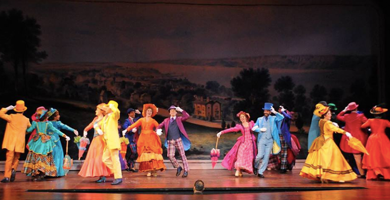 musicales Hello Dolly!