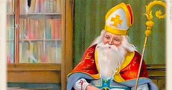 San Nicolás Santa Claus Navidad