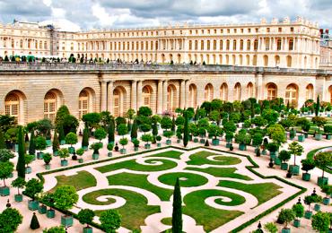 Palacio de Versalles 2018
