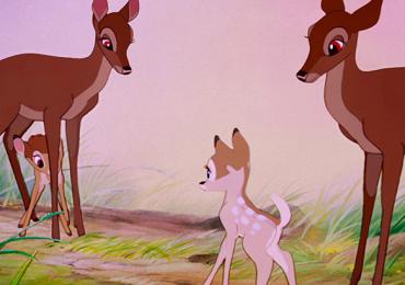 Bambi Ciervos