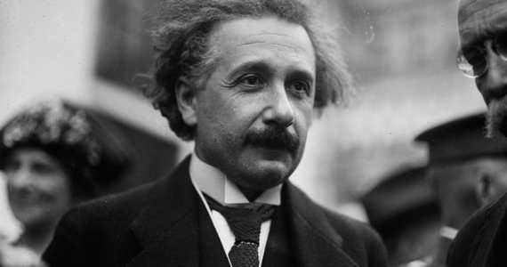 """Carta de Dios"" de Albert Einstein"