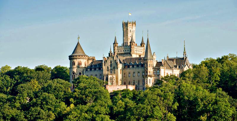 Venden El Castillo De Marienburg Por Un Euro National