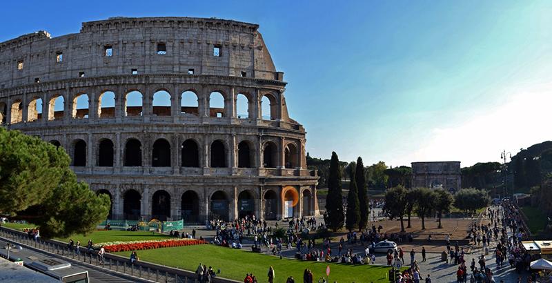2018 Ciudad eterna Roma