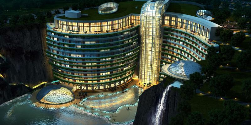 Hotel Shangai Cantera