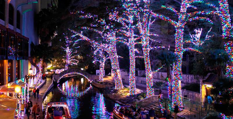 San Antonio Se Llena De Vida Esta Navidad National