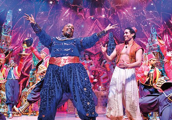 Aladdin Disney Broodawy