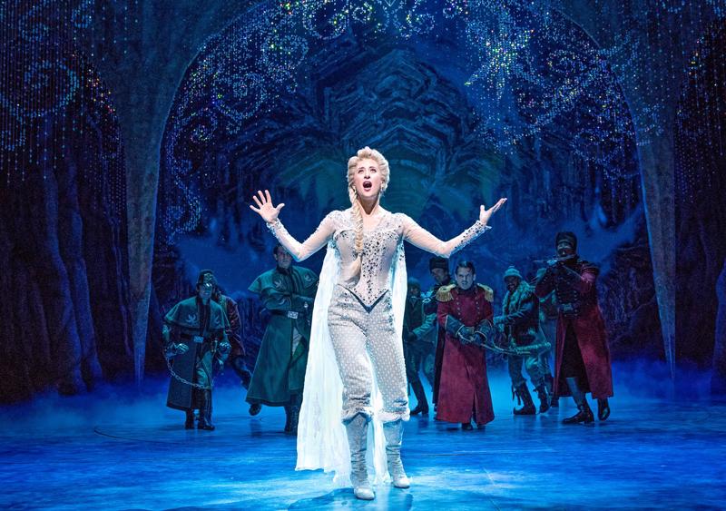 Frozen Disney Broadway