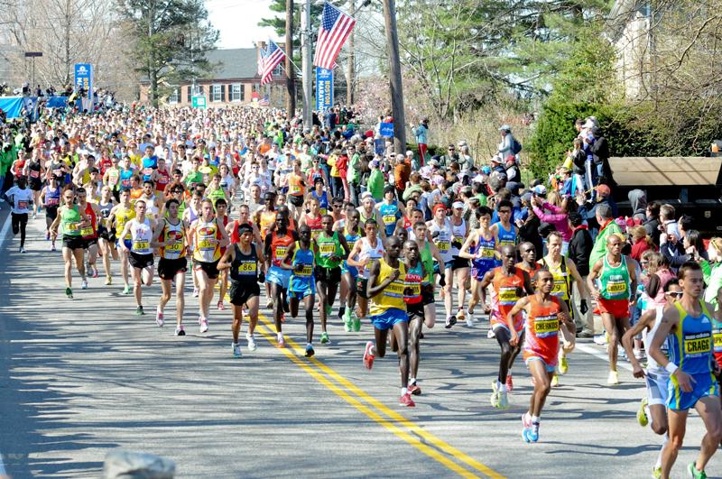 maratón Bostón