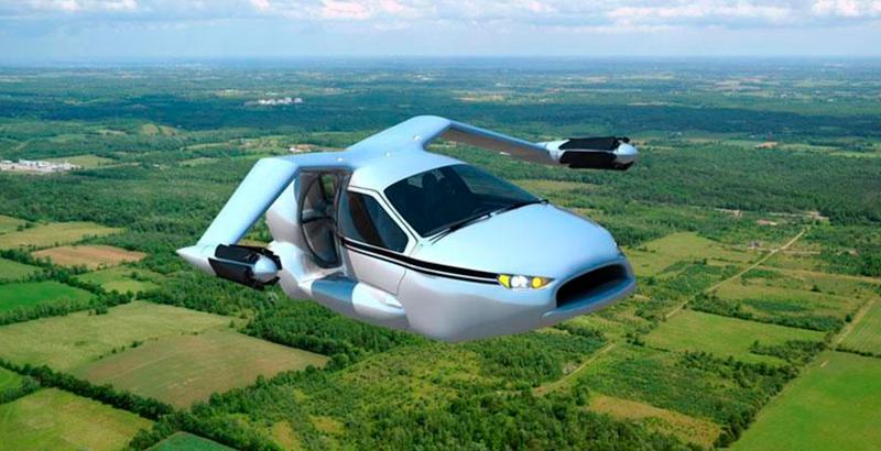 autos voladores Japón