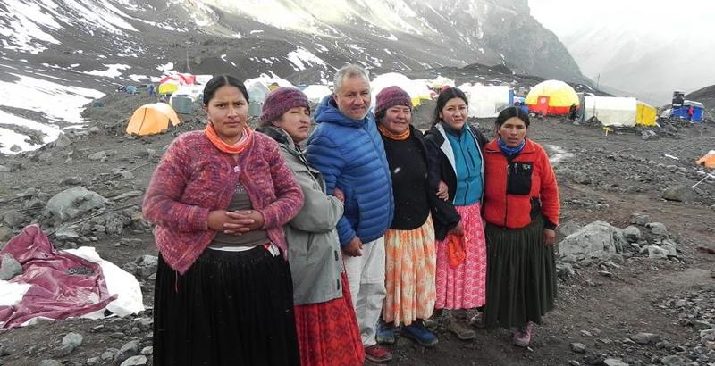 Cholitas facebook