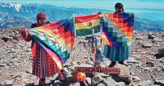 cholitas aconcagua