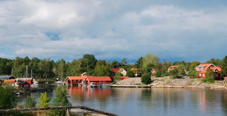 capital verde Estocolmo Suecia