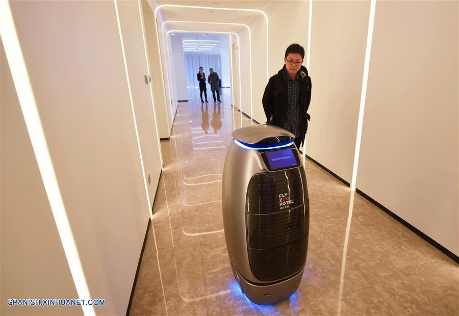 Hotel futuro China