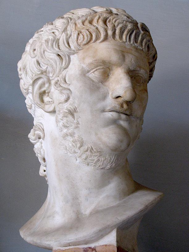 emperador roma Nerón