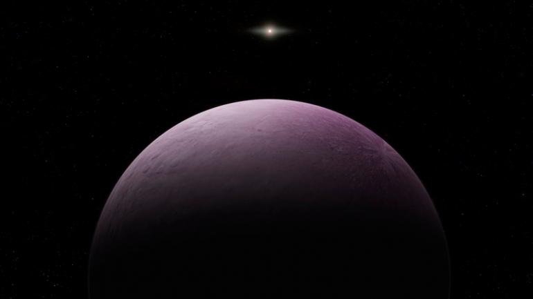 Sistema Solar objeto 2018 VG18
