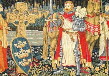 Rey Arturo Merlín Manuscritos