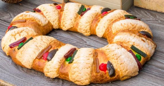 Rosca de Reyes en México