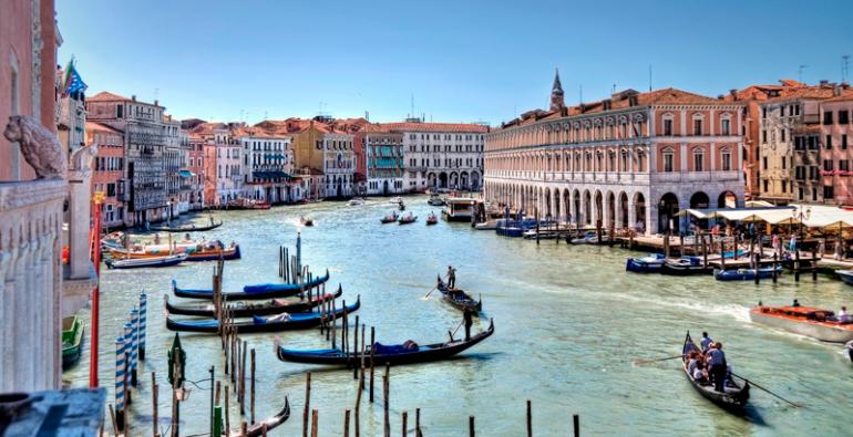 Venecia Turista