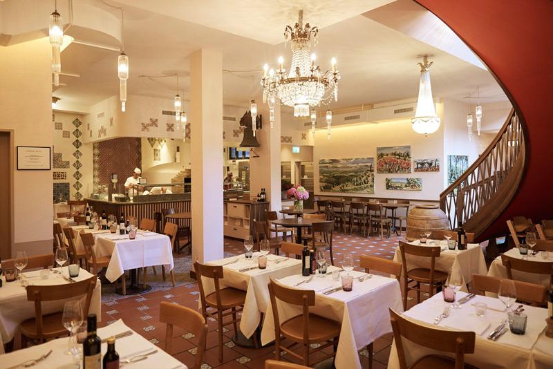 Zurich Santa Lucía Restaurantre
