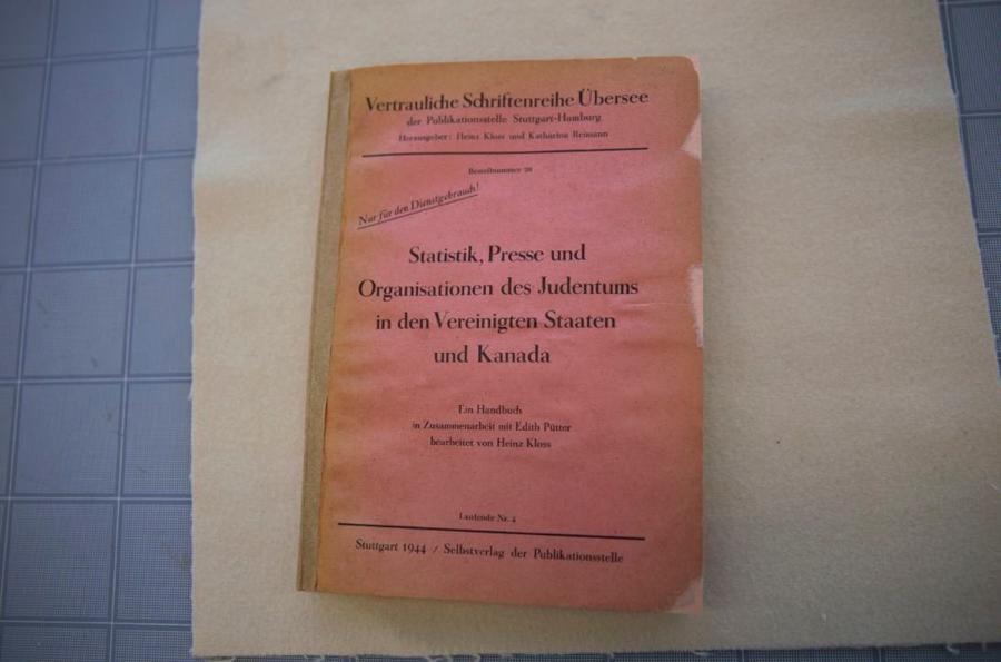 Canada Hitler libro