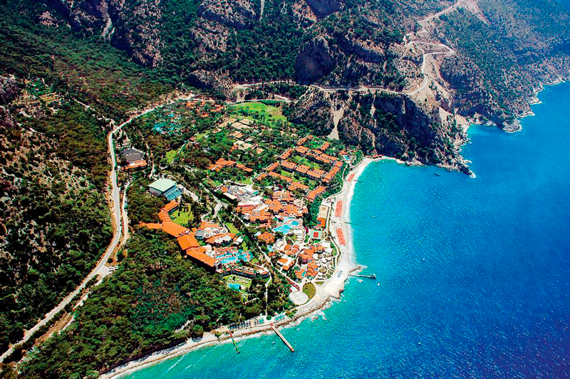 Turquí Playa Europa