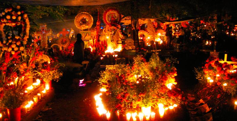 México Día de Muertos expresiones culturales