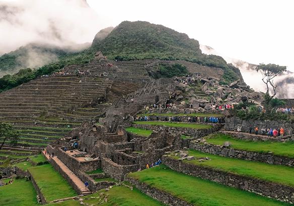 Roca Sagrada Machu Picchu