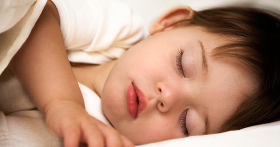 niños sueño