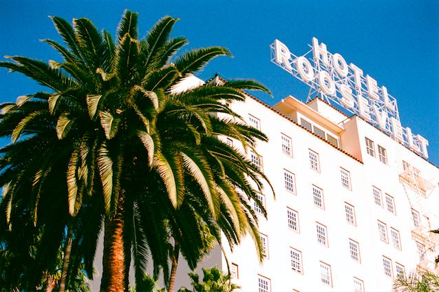 Premios Óscar Hollywood Roosevelt Hotel