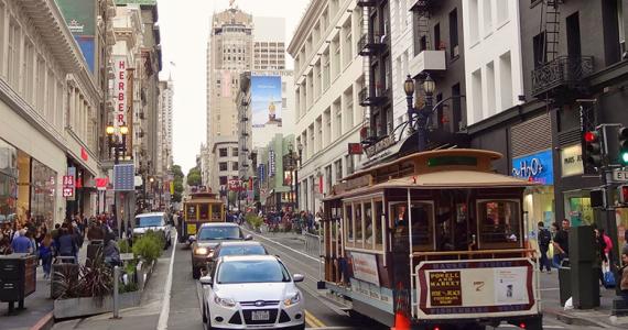 San Francisco Dulce postres