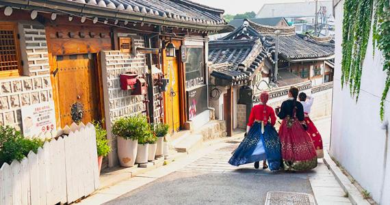 Seúl Corea del Sur