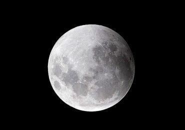 superluna Febrero luna llena