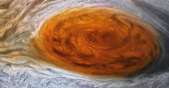 Júpiter Gran Mancha Roja