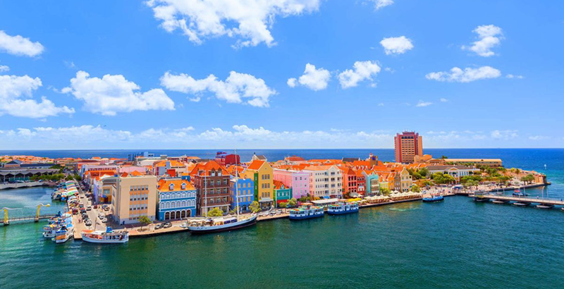 Curazao Willemstad playa