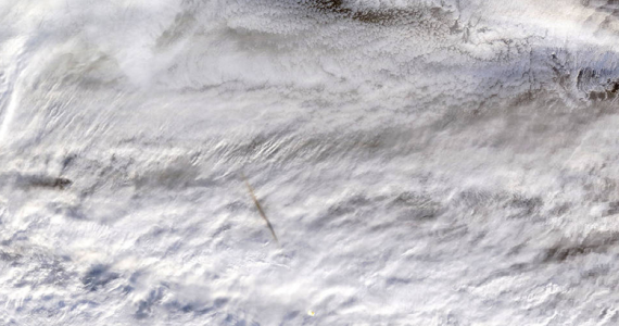 bola de fuego meteoro NASA