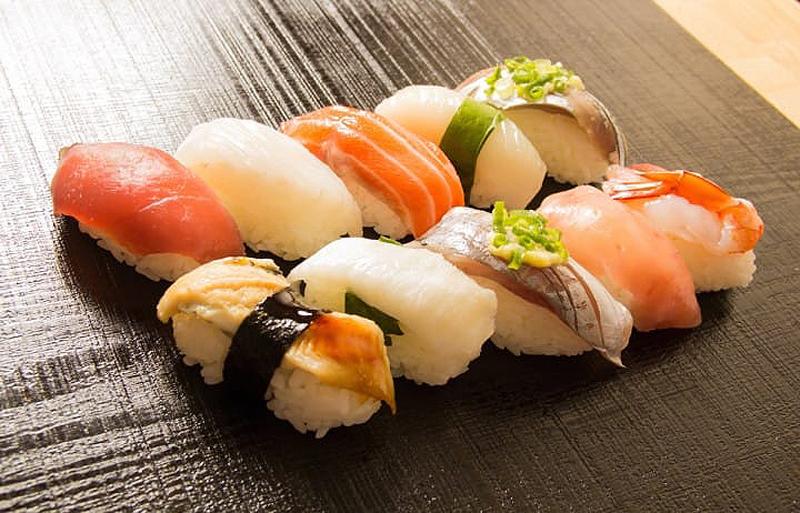 Sushi Platillos