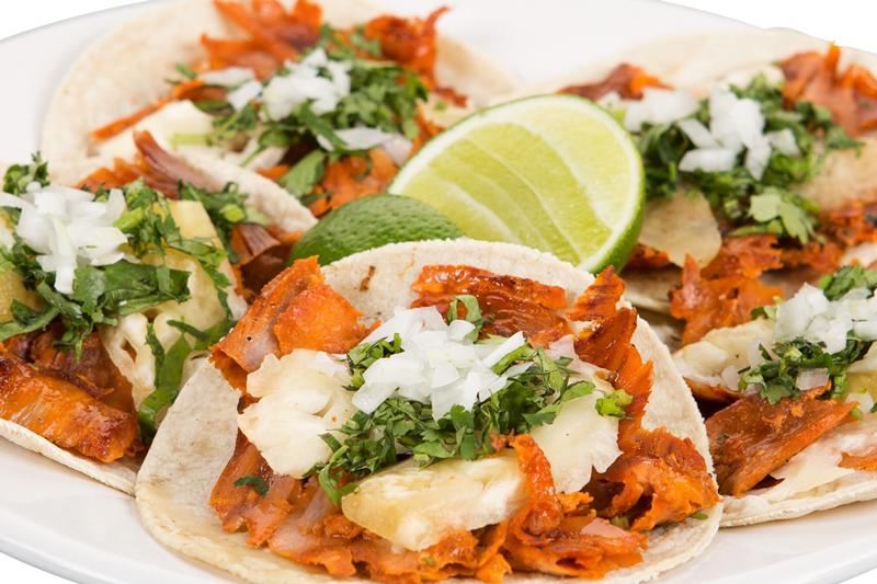 Platillos Tacos al Pastor
