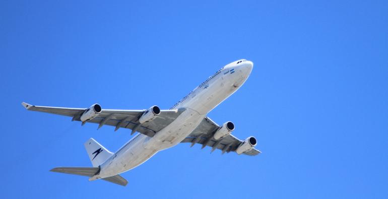 aerolínea vuelo