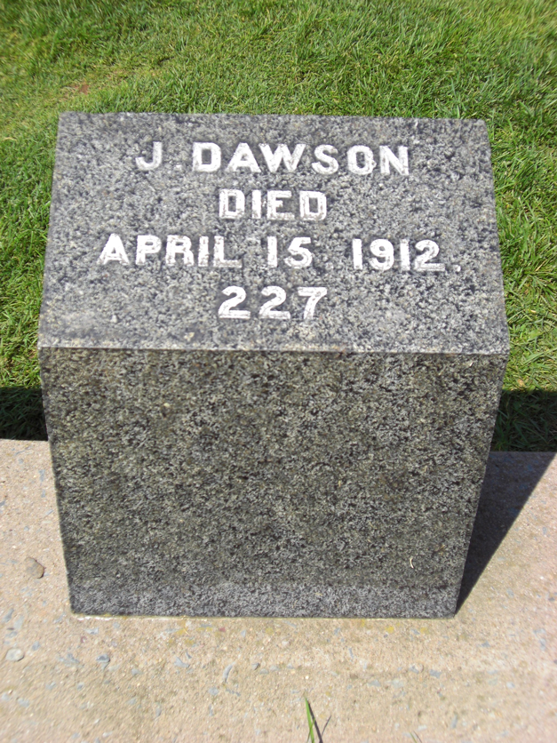 Joseph Dawson